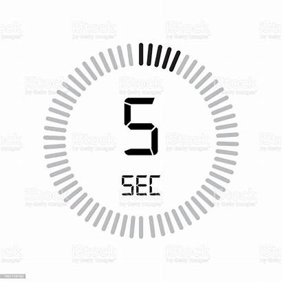 Countdown Timer Clock Seconds Symbol Icon Stopwatch