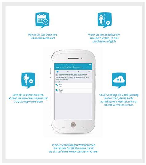 Cliq® Go  Die Smarte Lösung Für Kleine Schließsysteme