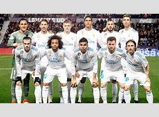 Real Madrid Los once elegidos para la gloria Marcacom