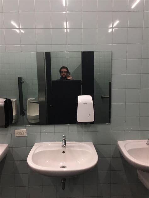 door stalls   bathroom  absurdly short