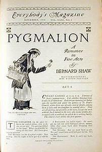 Pygmalion Eliza... Pygmalion Socialism Quotes