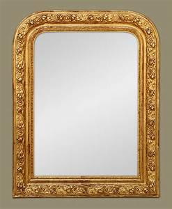Miroir Ancien Pas Cher : miroir ancien bois miroir ancien bois et platre dor restaurer broc23 grand miroir bois miroir ~ Melissatoandfro.com Idées de Décoration