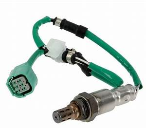 Downstream Oxygen Sensor 4 Wire Heated O2 Ntk 24266 For