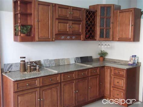 mueble de cocina de madera importado de eeuu liquidacion