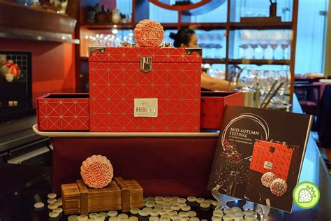 hilton honors desk get fiercy with hilton mooncake 2015 malaysian foodie