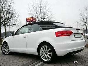 Audi A3 S Line 2010 : 2010 audi a3 cabriolet s line car photo and specs ~ Gottalentnigeria.com Avis de Voitures