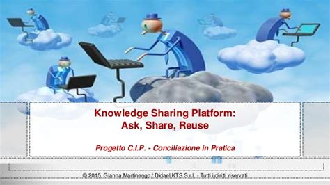Knowledge Sharing Platform: vAsk, Share, Reuse