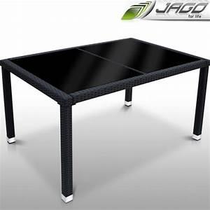 Rattan tisch schwarz images for Tisch schwarz