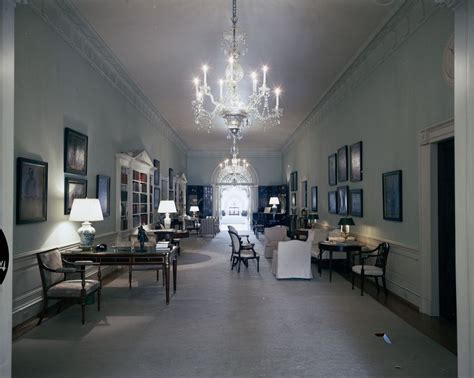 white house rooms ground floor hall entrance hall