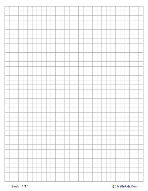 printable graph paper  squares   printable pages