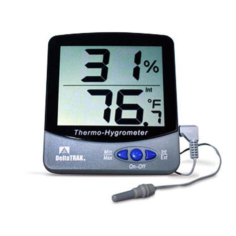 Display Thermohygrometer  Dubai Calibration