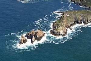 Punta Del Cuerno Lighthouse In Camarinas Spain