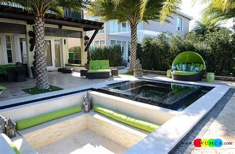 Garten Lounge Ideen by Outdoor Gardening Create Outdoor Lounge With Sunken