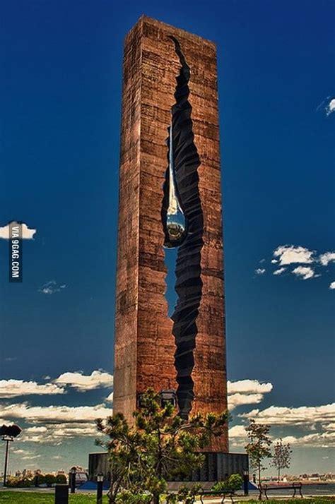 teardrop monument   yorka donation  russia
