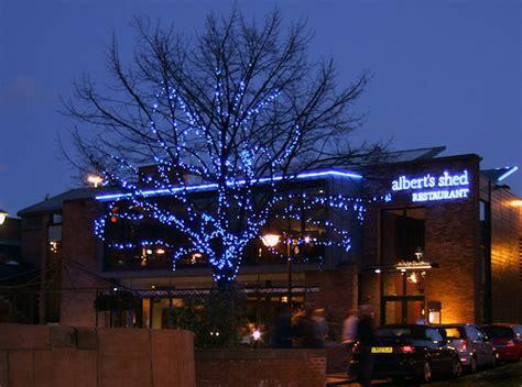 the albert shed los mejores restaurantes de manchester