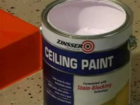 Zinsser Popcorn Ceiling Patch Canada by Spray Painting A Ceiling How To Paint A Ceiling The Easy