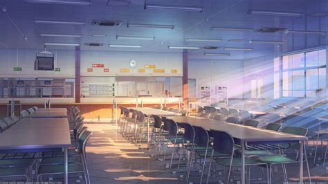 Anime Wallpaper School - cafeteria school forums myanimelist net