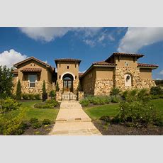 Tuscan Style Home By Jim Boles Custom Homes