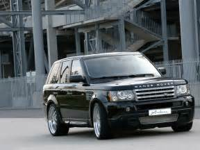 land rover range rover sport hse photos and comments www