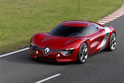 Wallpaper Renault Dezir, Electric Cars, Renault, Concept