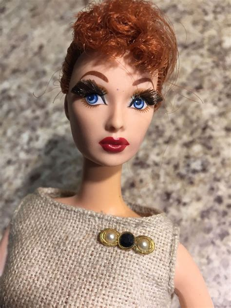 2002 I Love Lucy Lucille Ball Barbie Doll Episode 147 Lucy ...