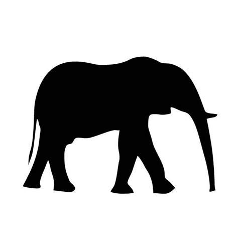 elephant outline    clipartmag