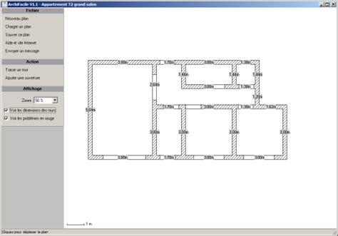 r 233 aliser un plan de maison sur ordinateur avec le logiciel archifacile plan maison gratuit