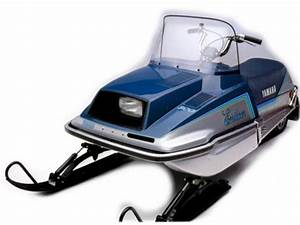Yamaha Enticer 300 400 Snowmobile Workshop Service Manual