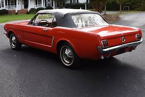 1965 FORD MUSTANG CONVERTIBLE - 200866