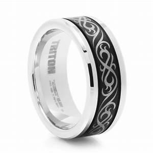 top 10 trending wedding rings for modern men dot com women With mens tribal wedding rings