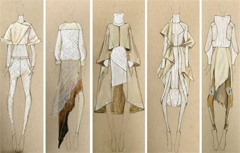 fashion design sketches textiles and fashion design sketchbooks 20 inspirational