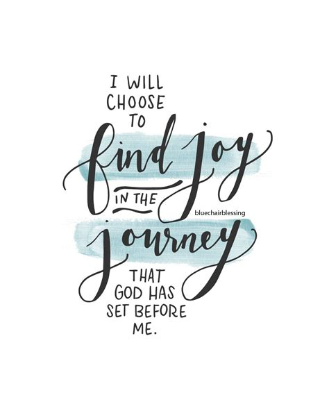 choose  find joy   journey  god  set