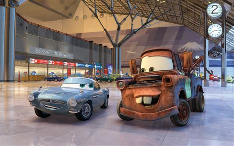 Cars 2 Mater Image by Lasseter Cars 2 And Brave Collider
