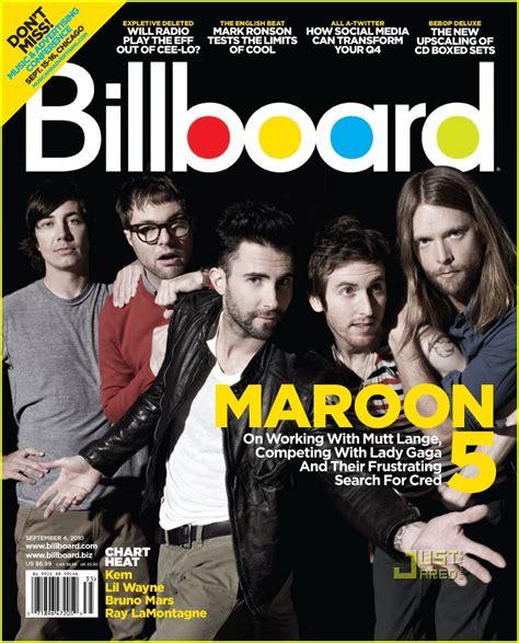 maroon 5 billboard maroon 5 covers billboard magazine photo 2476732 maroon