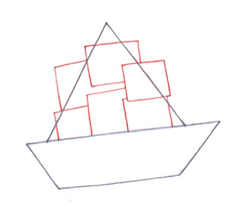 How To Draw A Traditional Boat by 4 Ways To Draw A Boat Wikihow
