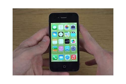 link baixar ios 7 iphone 4s apple
