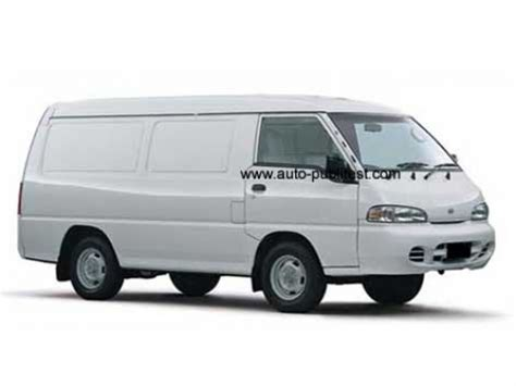 Review Hyundai H100 by Hyundai H100 Photos News Reviews Specs Car Listings