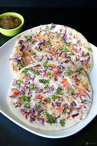 Onion Uttapam | Easy South Indian Breakfast Recipe