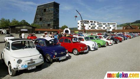 Modifikasi Fiat 500 by Foto Kontes Modifikasi Mobil Mungil Di Swiss Merdeka