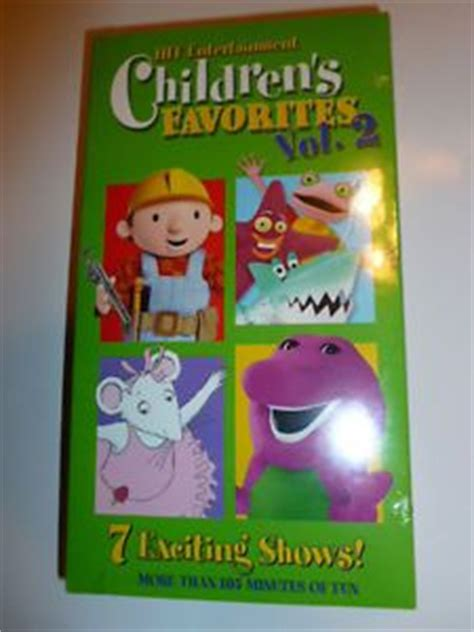 hit entertainment children s favorites vol 2 on popscreen