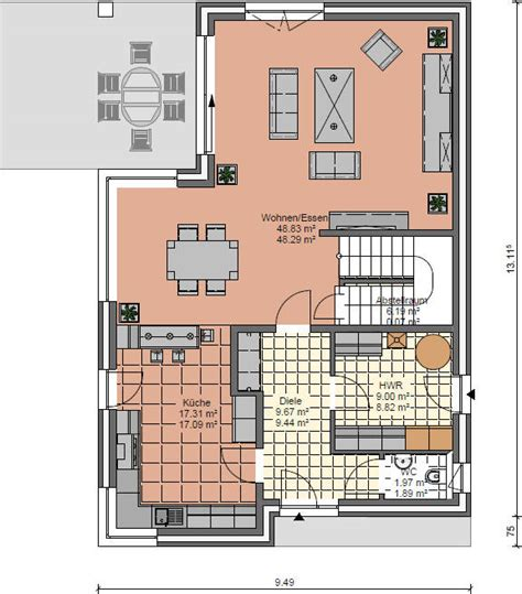 grundriss einfamilienhaus  qm haus mit danhaseltinecom