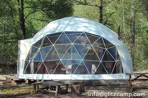Dome Tents Geodesic Dome Tents For Resorts By Glitzcamp