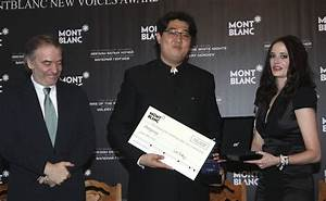 Valery Gergiev in Montblanc White Nights Festival - Award ...