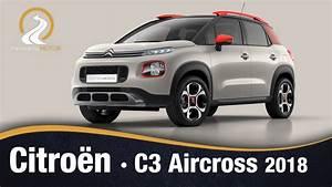 Citro U00ebn C3 Aircross 2018
