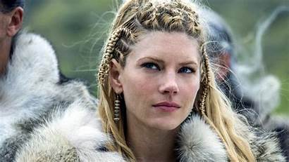 Lagertha Vikings Winnick Katheryn Lothbrok Face Viking
