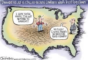 Dust Bowl Political Cartoons