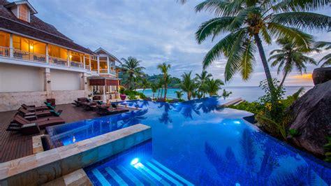 A Kuoni Hotel In Seychelles