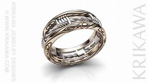 Barbed Wire Wedding Band YouTube