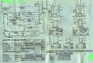 Ge  Hotpoint  Older Style  Electric Dryer Wiring Diagram
