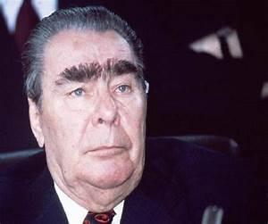 Leonid Brezhnev... Famous